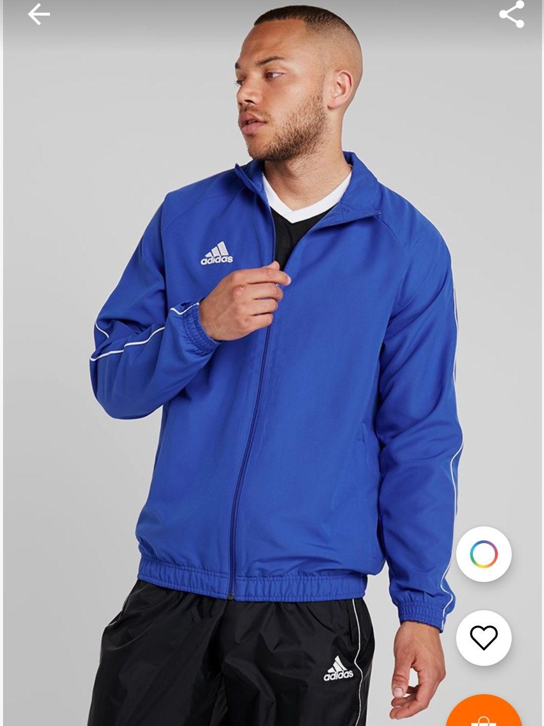 Zalando. Kurtka piłkarska Adidas