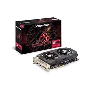 AMD PowerColor Radeon RX 590 Red Dragon 8GB karta graficzna