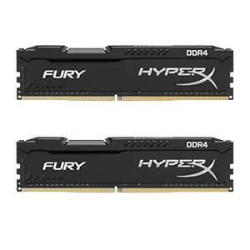 HYPERX FURY 16GB (2X8GB) DDR4 2666MHZ CL16 Amazon.de