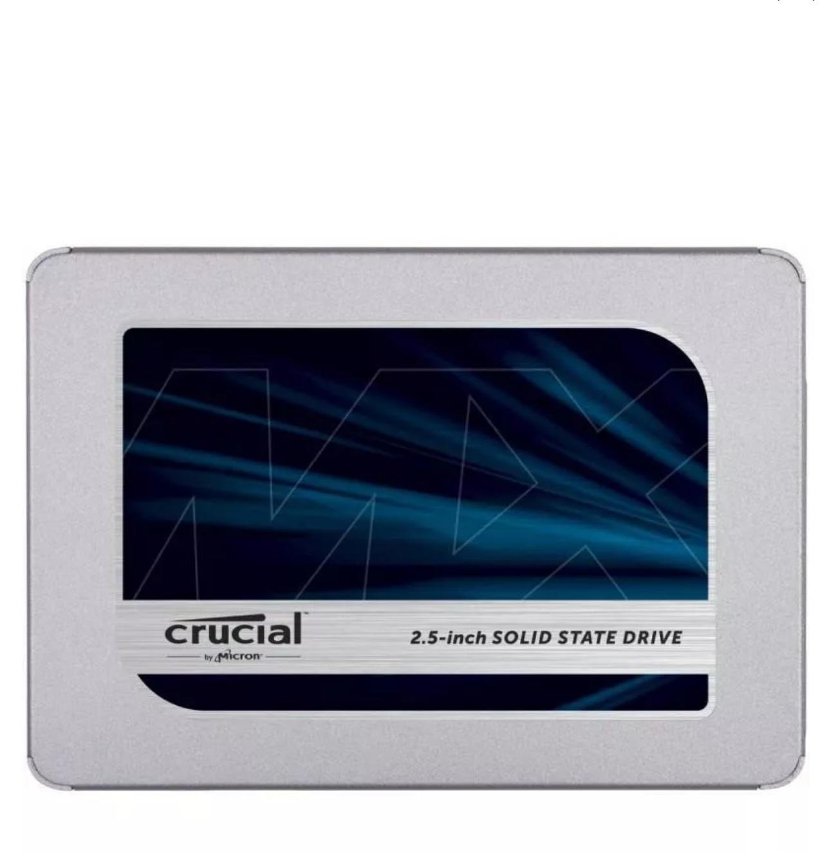 Świetna cena za Dysk SSD Crucial MX500 500GB. Amazon.de