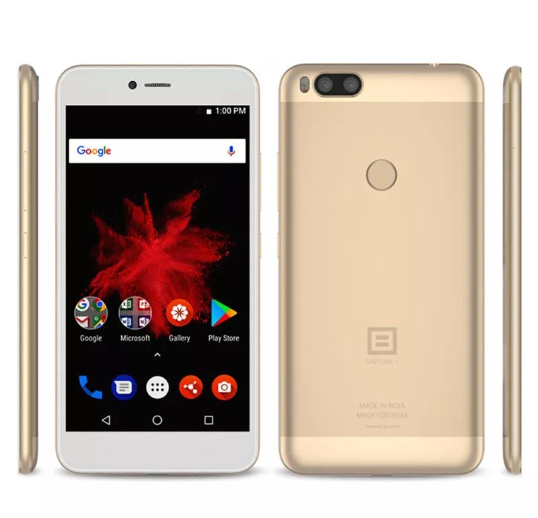 Smartfon Bilion Capture+ Snap625, 3/32gb