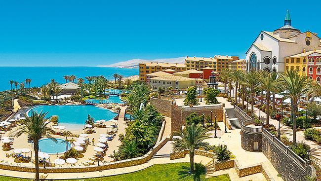 Hiszpania   Fuerteventura Luksusowy hotel R2 Rio Calma  ***** HB osoba 2739 Wylot Warszawa 11 07