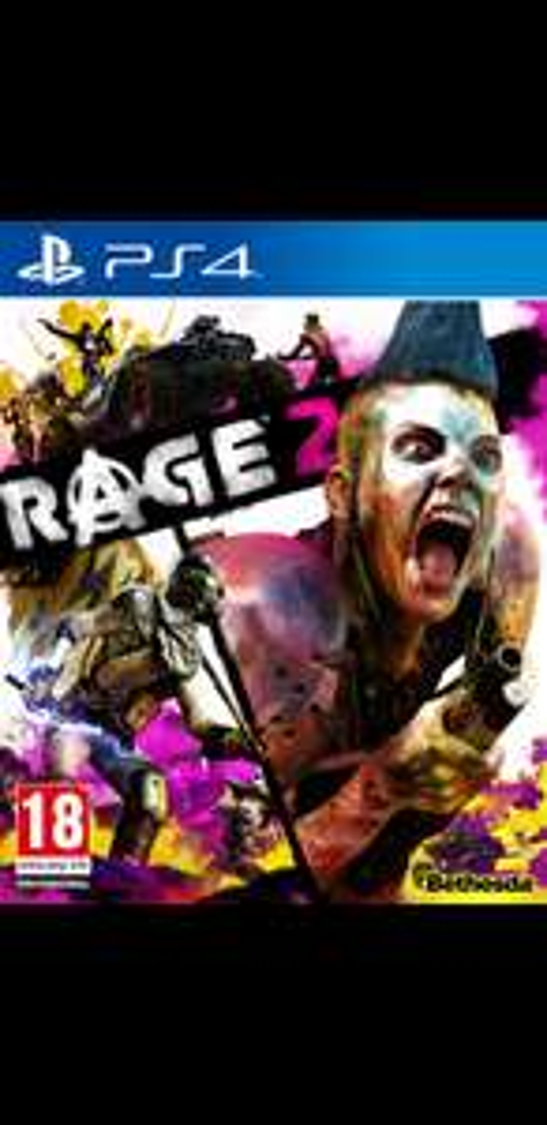 Rage 2 edycja kolekcjonerska ps4