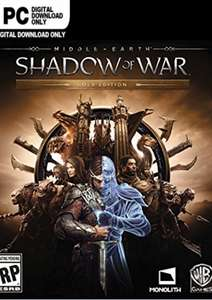 Middle-earth Shadow of War Gold Edition PC