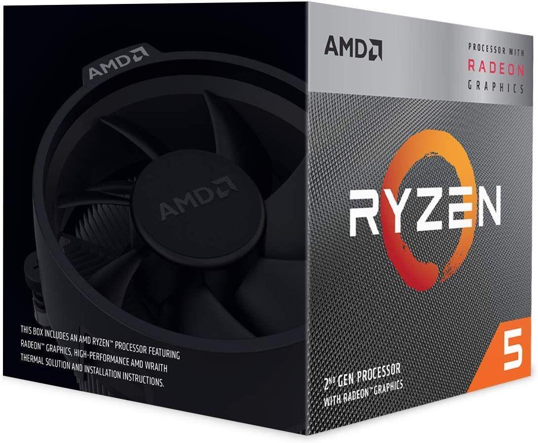 AMD Ryzen 5 3400G za 144 euro (Amazon.de)