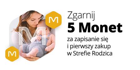 +5 Monet za zapisanie się i pierwszy zakup w Strefie Rodzica @ Allegro