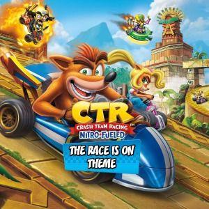 Motyw Wyścig Rozpoczęty Crash™ Team Racing Nitro-Fueled PS4