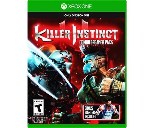 KILLER INSTINCT + PAKIET COMBO XBOX ONE na allegro