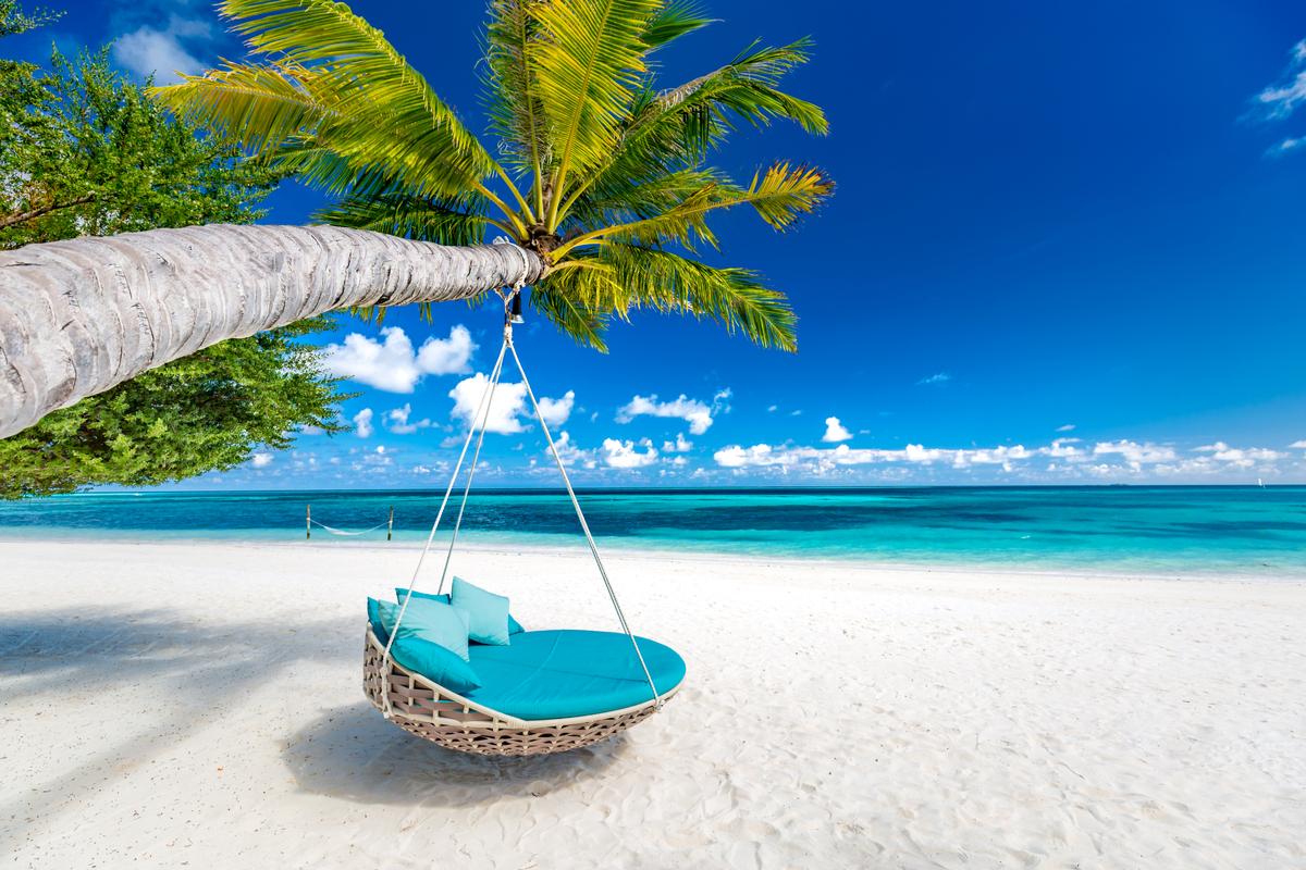 Tani przelot na Malediwy. WAW-MLE, MLE-WAW
