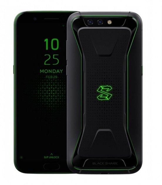 Smartfon Xiaomi Black Shark 64GB Dual SIM LTE POLSKA DYSTRYBUCJA