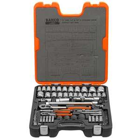 Zestaw kluczy Bahco S800