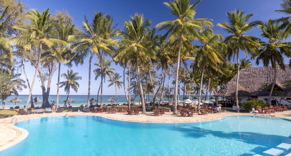 Kenia południowe wybrzeże hotel ****All inclusive wylot Warszawa 17 lipca dwie osoby dorosłe 7798