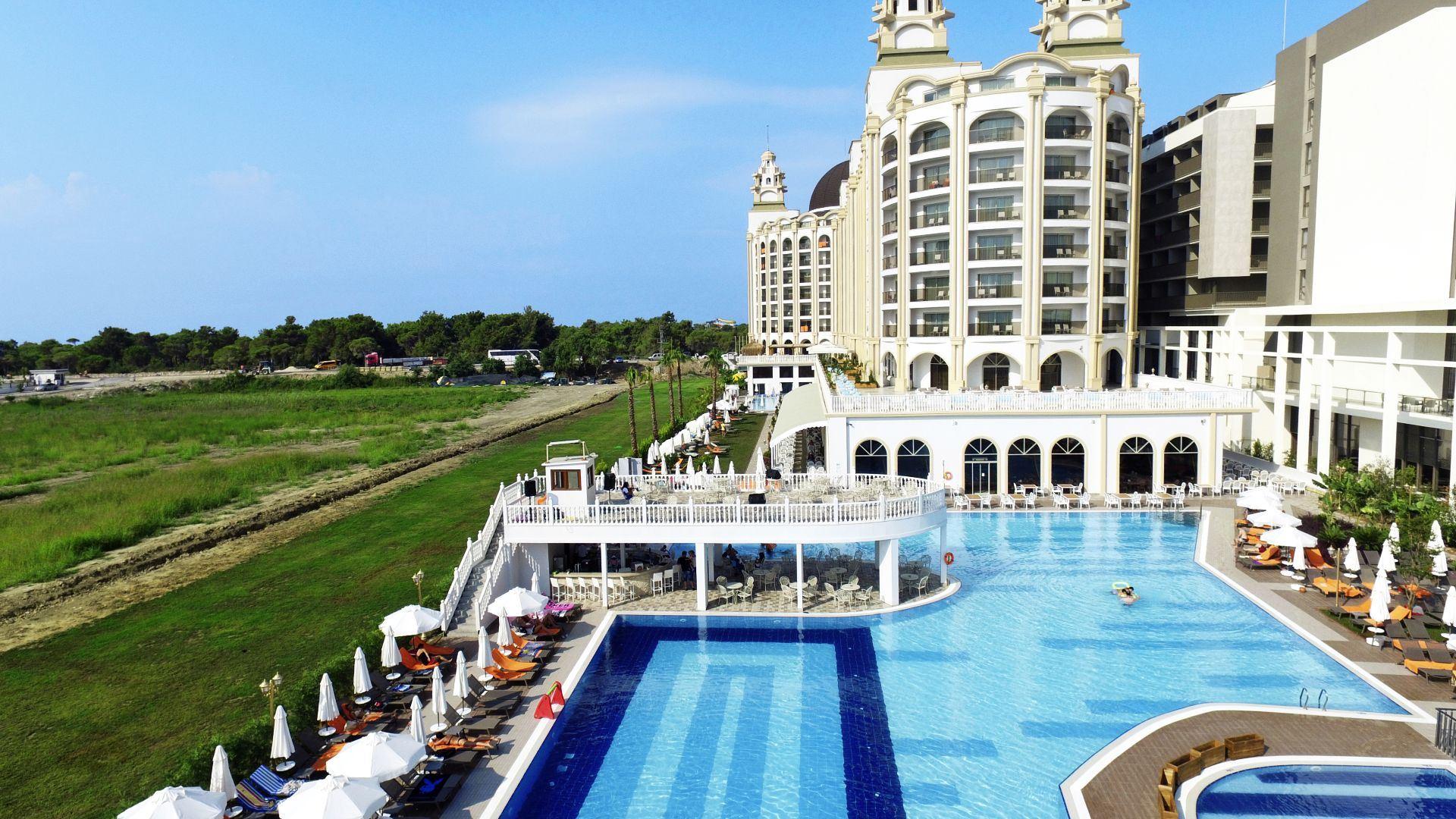 Jadore Deluxe Hotel Spa ***** All inclusive TURCJA RIWIERA TURECKA dwie osoby 2104 wylot 30 listopada Wrocław
