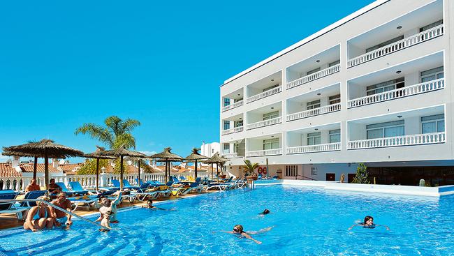 Hiszpania teneryfa hotel **** All inclusive Wylot jutro z Katowice 5228 2 osoby