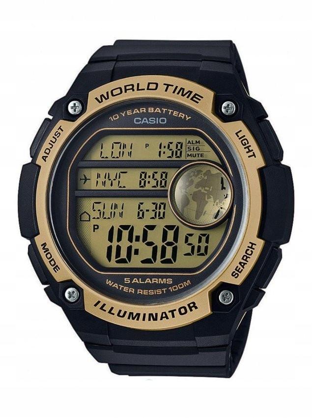 Casio AE-3000W fajny zegarek