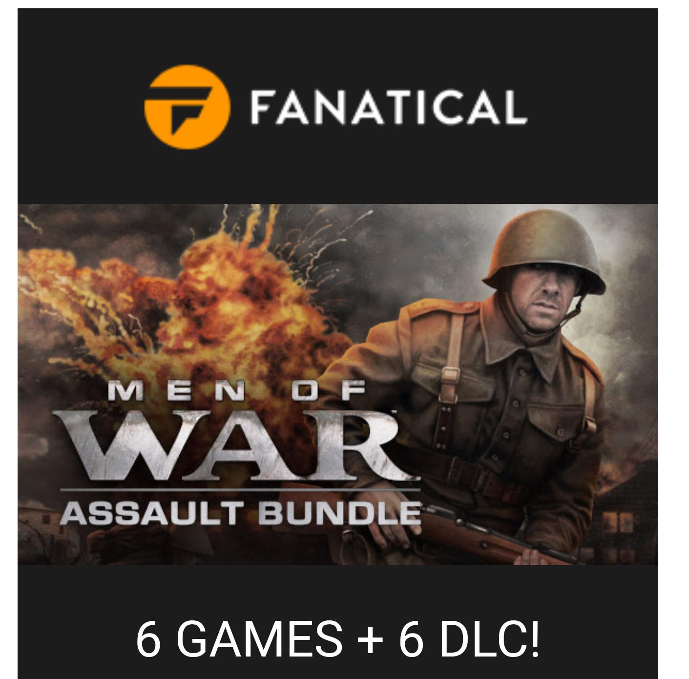 Men of War Assault Bundle  [PC]