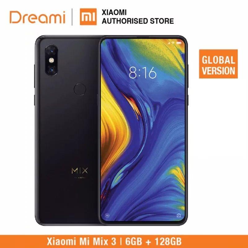 Xiaomi Mi Mix 3 128/6GB Global