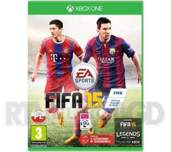 Fifa 15 XBOX ONE @ RTV EURO AGD