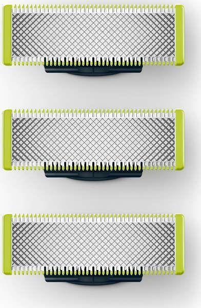 Ostrza do maszynki do golenia Philips QP230/50 ONEBLADE 3-pak, odbiór 0 zł netpunkty