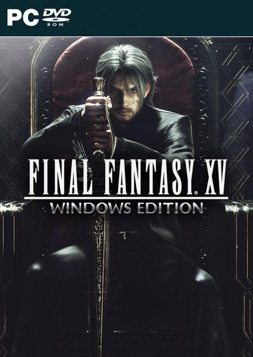 Final Fantasy XV Windows Edition za 57,69zł @ cdkeys