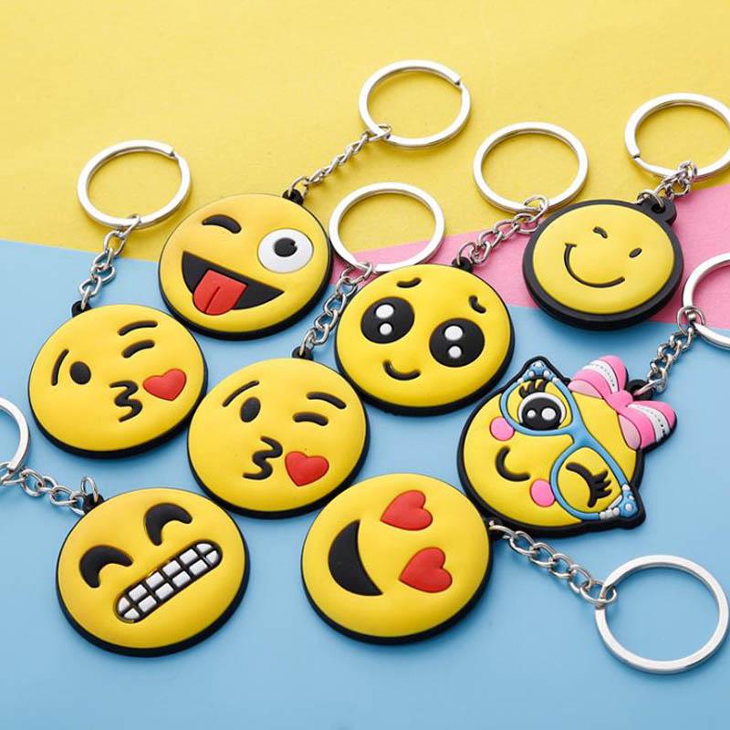 Breloki Emoji za $0.07 z kuponem sprzedawcy @AliExpress