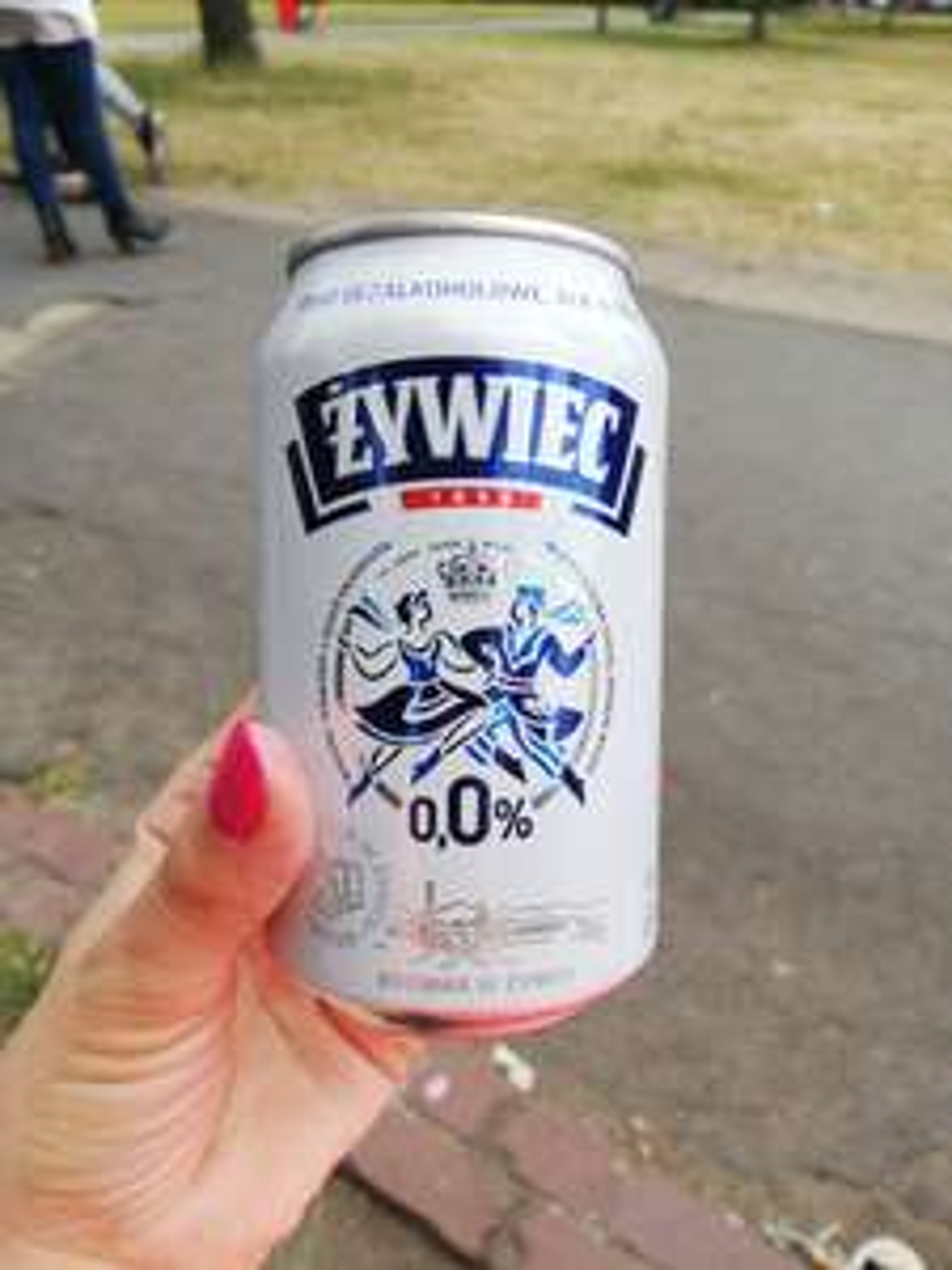 Darmowe piwo bezalkoholowe w Krakowie koło Smoka :)