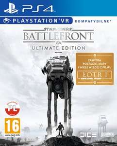 Star Wars: Battlefront - Ultimate Edition ps4
