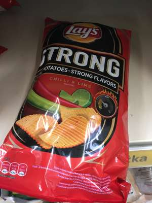 Lay's Strong Chilli Tesco + promocja na Black After Alkohol