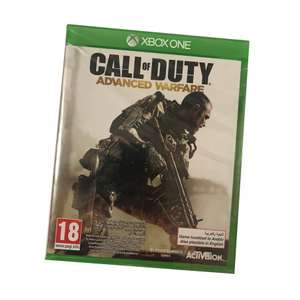 Call of Duty Advanced Warfare na XOne w sklepie GrajTanio.pl