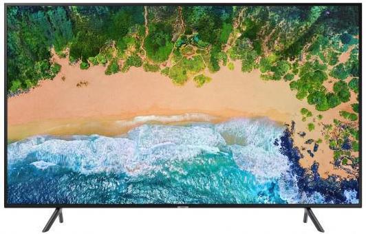 "Telewizor 58"" Samsung UE58NU7102 4K, Smart, HDR 10+"