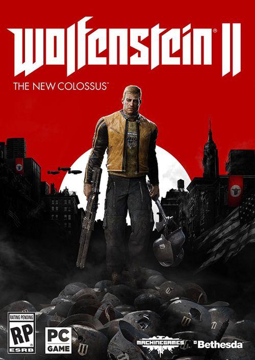 Wolfenstein II 2: The New Colossus PC