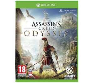 Assassin's Creed Odyssey [Xbox One, PS4] @ Euro OleOle