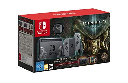 Konsola Nintendo Switch 32 GB Diablo III Limited Edition