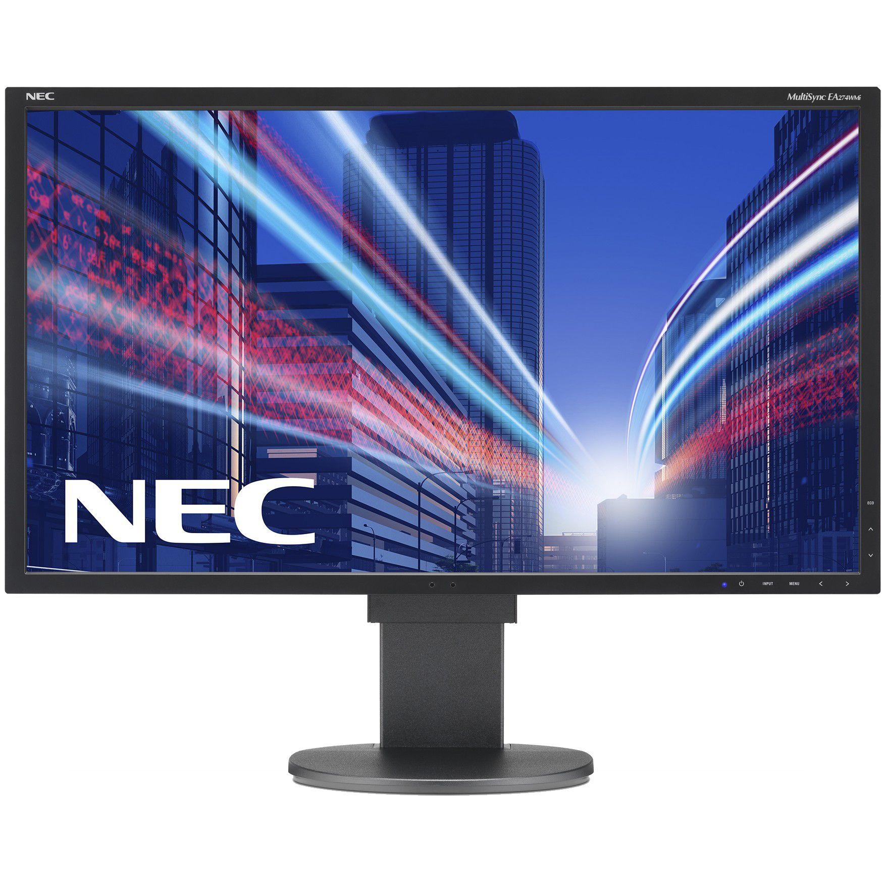 """Monitor NEC 27"""" LED EA274WMi"""