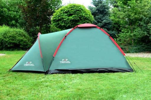 Namiot 3 Osobowy typu Igloooo