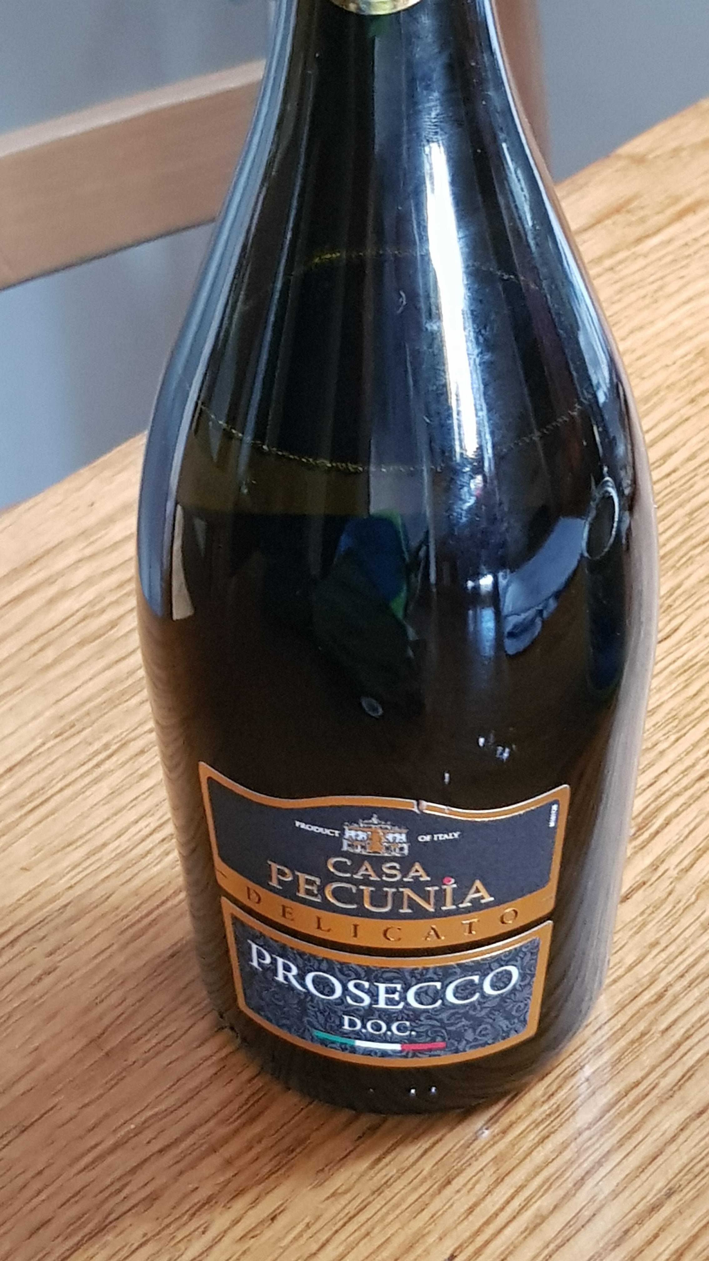 Wino musujące casa pescunia prosecco 0.75 carrefour bemowo