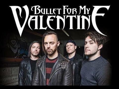 Bullet for my Valentine Kraków i Wrocław