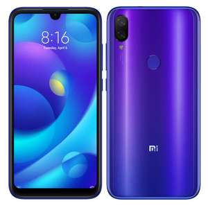 Xiaomi Mi Play 4/64 Global Blue @ banggood