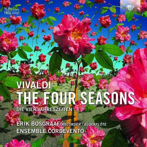 Antonio Vivaldi : Four Season (Vinyl)
