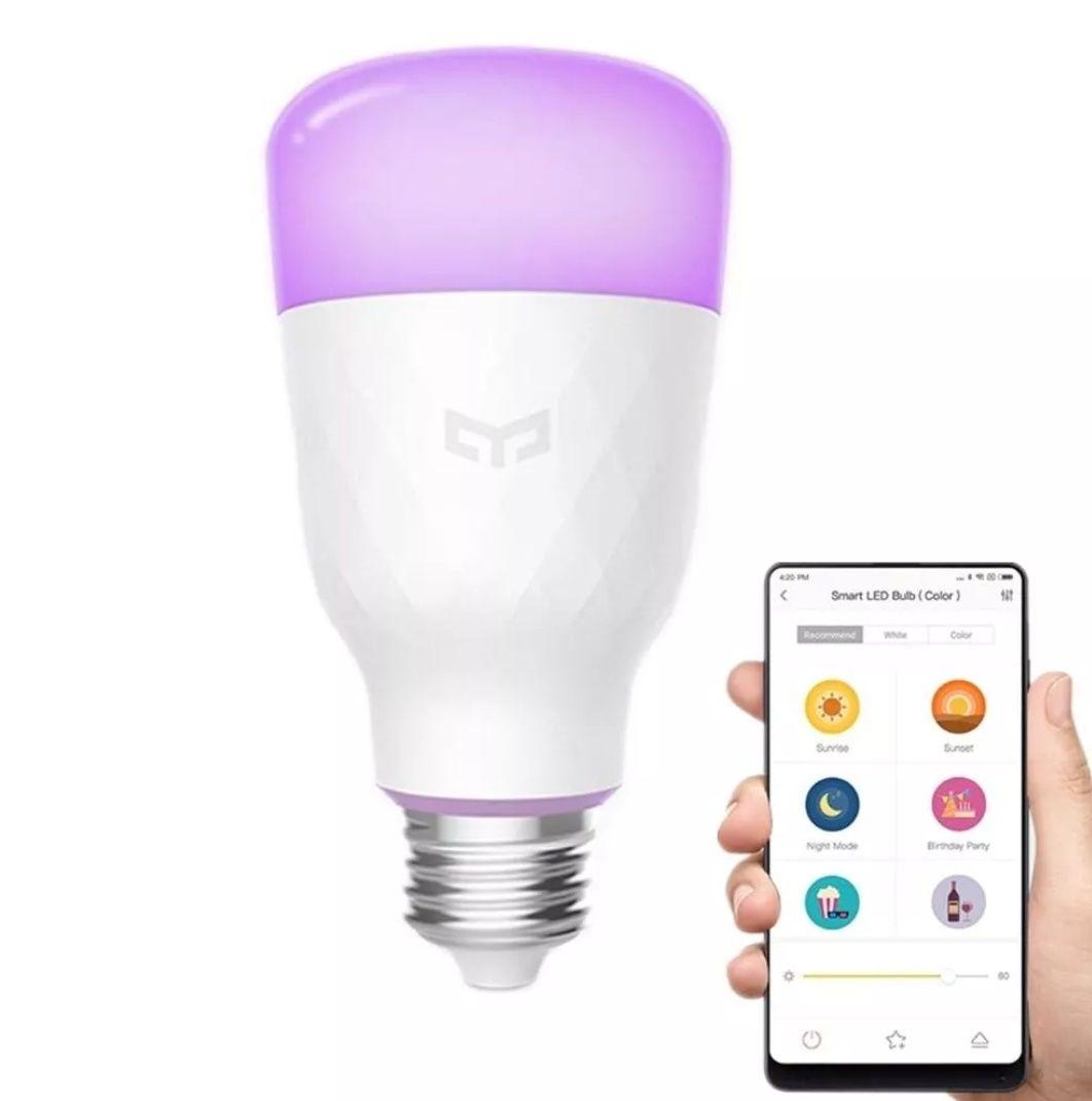 Żarówka Xiaomi Yeelight YLDP06YL E26 E27 10W RGBW Smart LED Bulb z 81,51zł na 50,72 zł