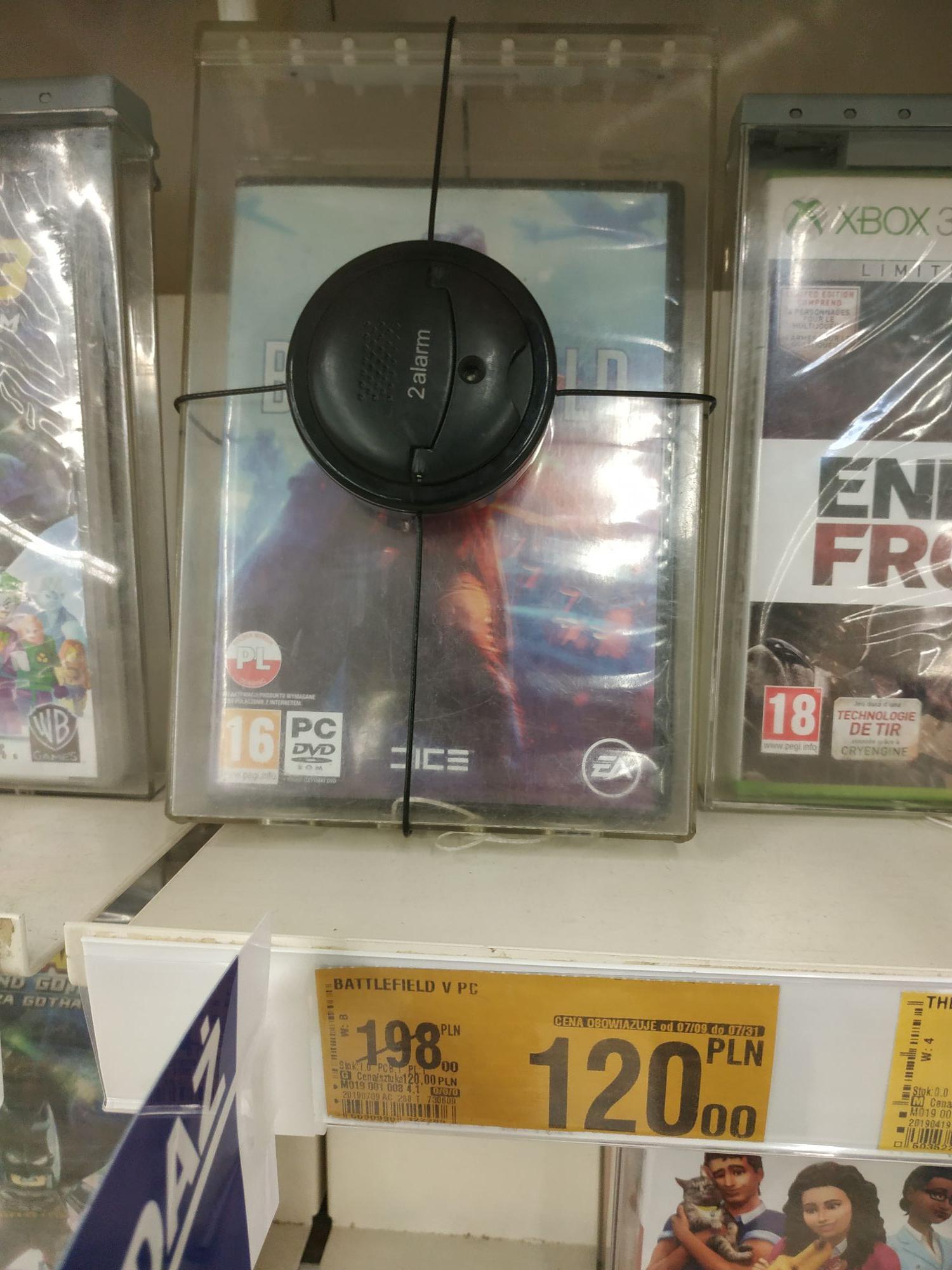 Battlefield V PC w dobrej cenie