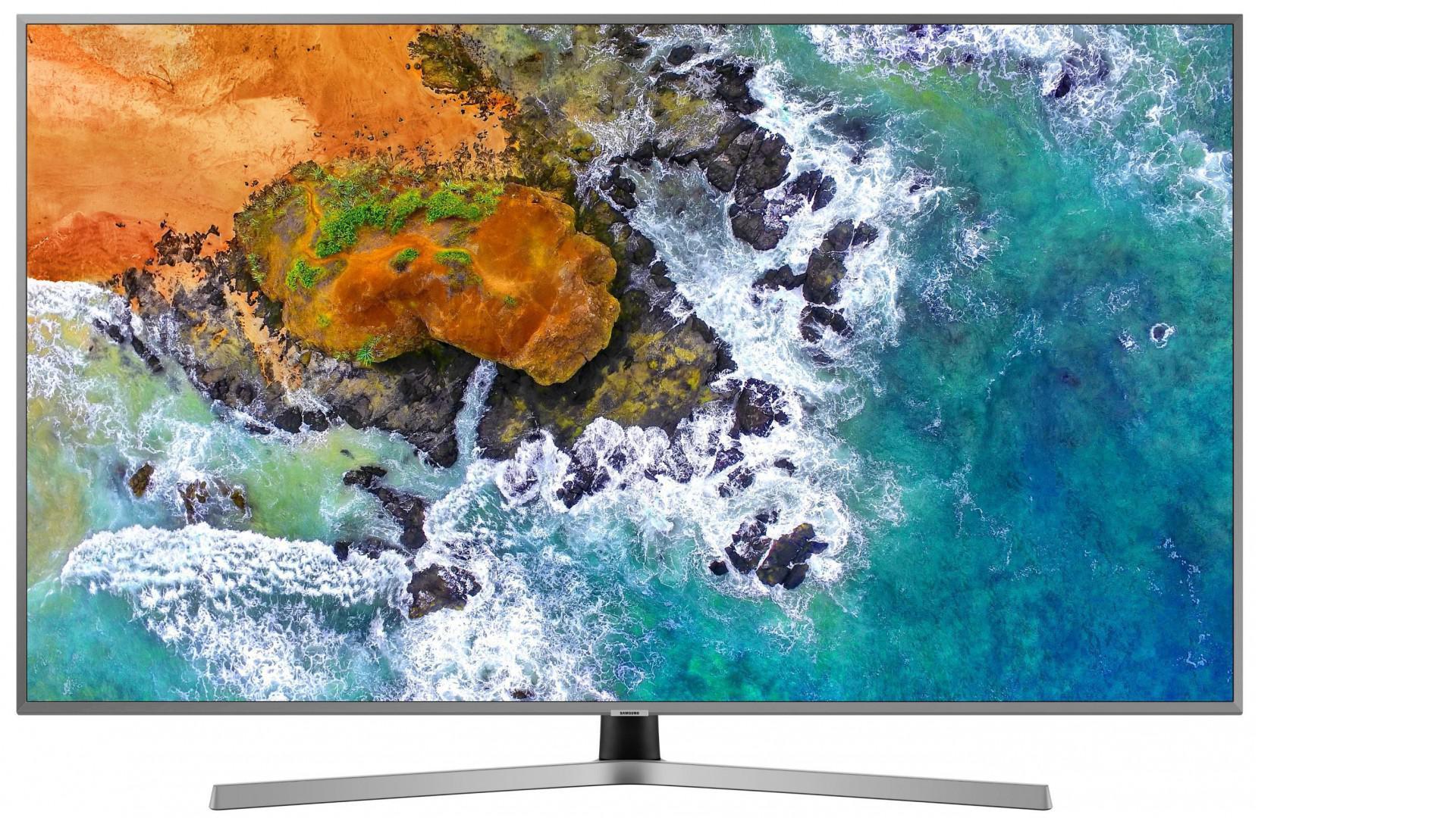 Telewizor SAMSUNG UE55NU7452 w Neonet
