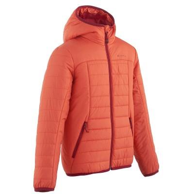 Zimowa kurtka turystyczna Quechua dla dzieci (pełna rozmiarówka!) 50% taniej @ Decathlon