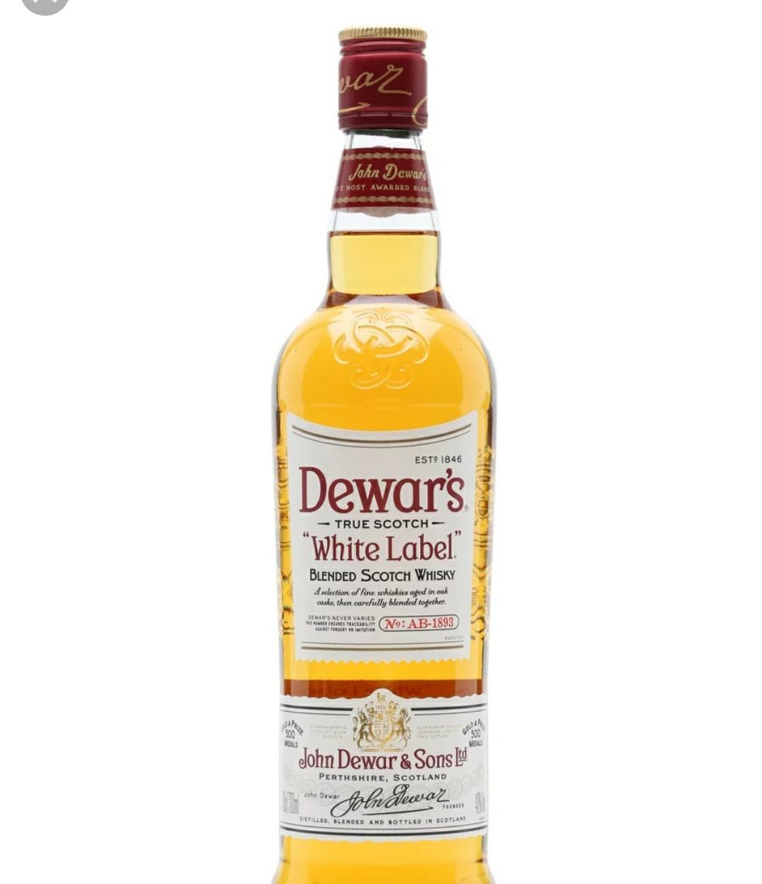 Whisky Dewar's White Label 0,7l   E.Leclerc Wodzisław Śląski