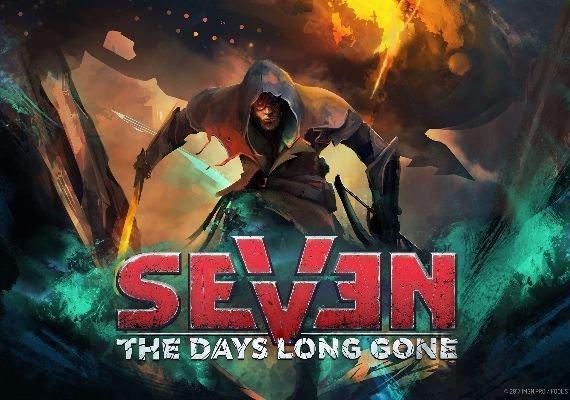 SEVEN: The Days Long Gone Steam @CD Key