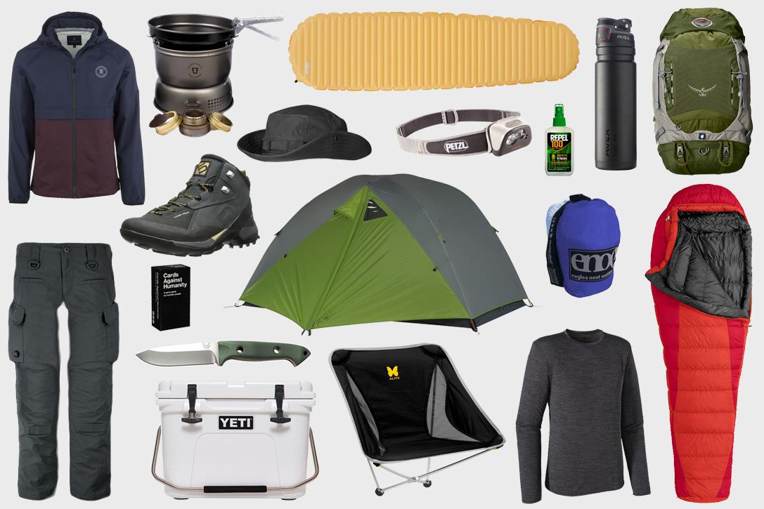 Sprzęt turystyczny - plecaki, odzież, śpiwory, akcesoria
