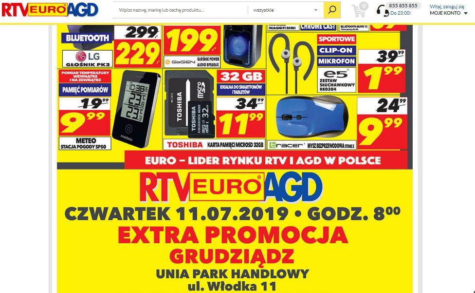 Zestaw słuchawkowy E5 REO204, RTV EURO AGD