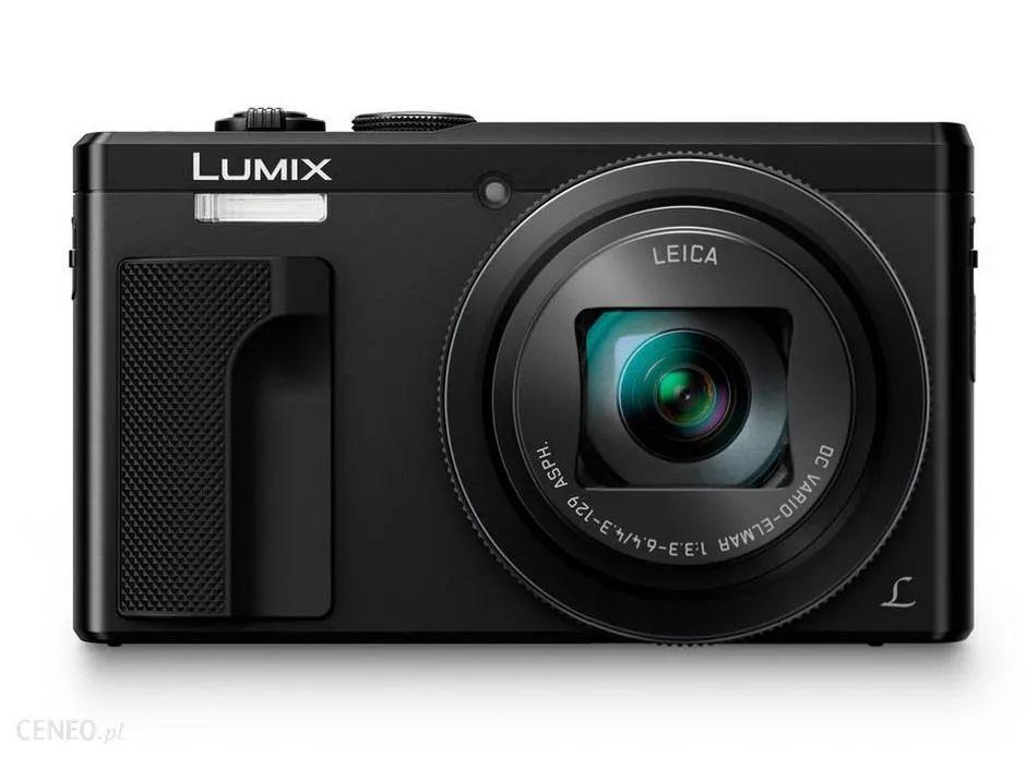 Panasonic Lumix DMC-TZ80czarny, 30x Zoom, 4K, 18,1mpx
