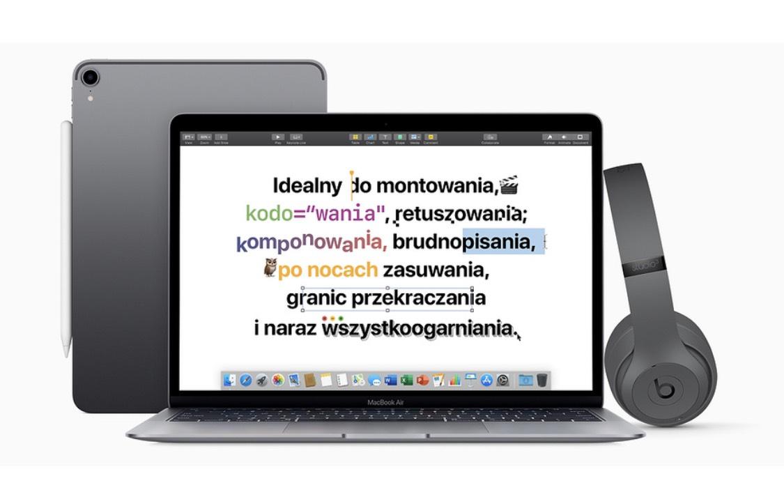 Promocja Back to School Apple - słuchawki Beats Solo 3, Beats Studio 3 lub Beats X gratis przy zakupie komputerów i laptopów
