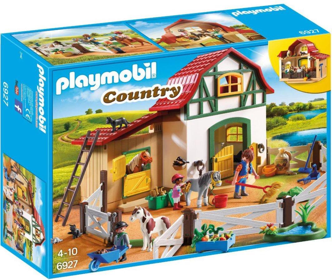 Stadnina kucyków 6927 Playmobil, odbiór 0zł w netpunkt